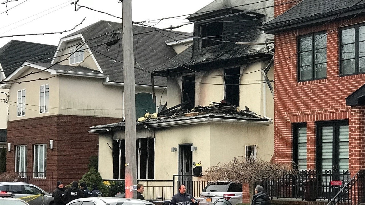 New York City House Fire Leaves Woman, 3 Children Dead; Firefighters  Injured | Fox News