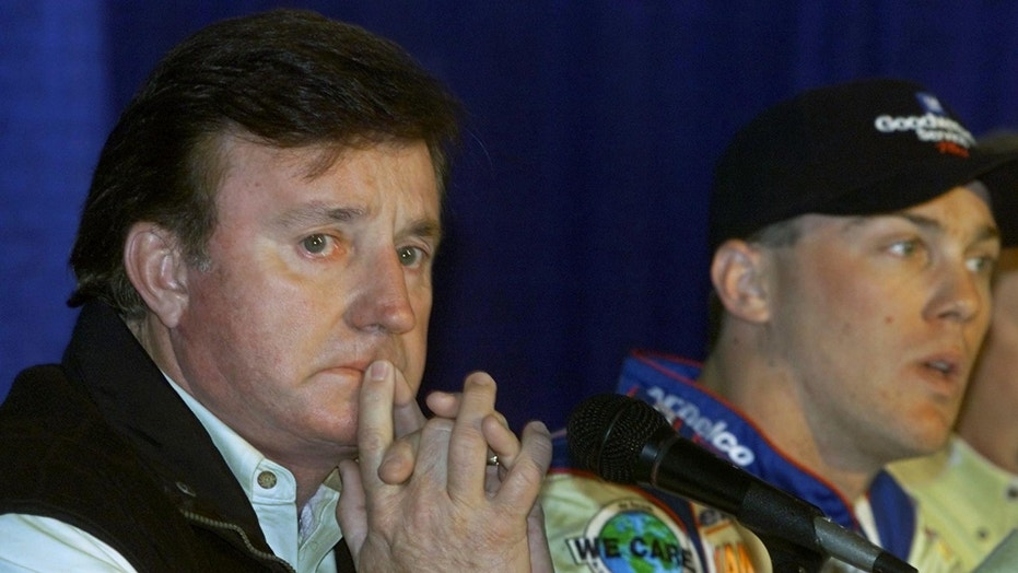 Richard Childress Fires Gunshots At Alleged Masked Robbers