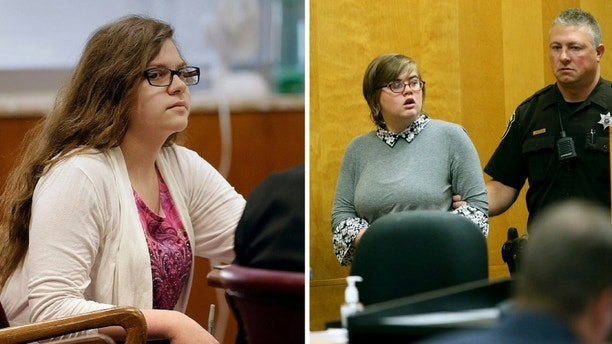 Girl gets 25 years in mental hospital in Slender Man stabbing case