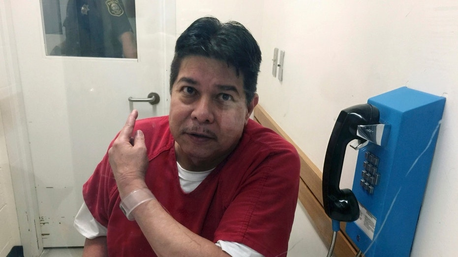 Randall Saito, seen in the above file photo, will be extradited back to Hawaii from California following his escape from Hawaii State Hospital.