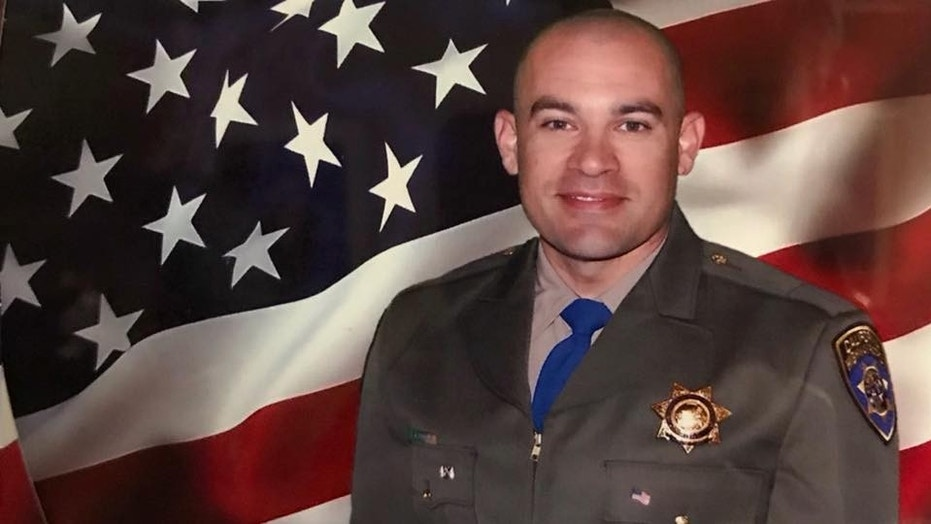 Officer Andrew Camilleri was struck and killed by a drunk driver on Christmas Eve.