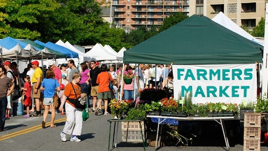 FOOD-USA/FARMERSMARKET