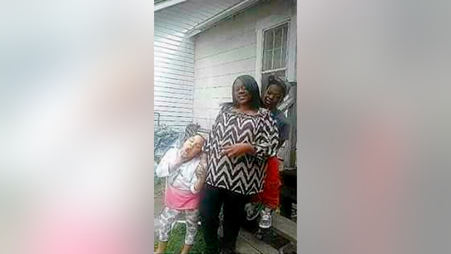 From left: Shanise Myers, Shanta Myers, and Jeremiah Myers were found murdered in an upstate New York apartment Tuesday.
