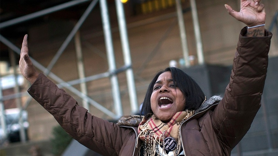Erica Garner Reportedly in Critical Condition Following a Heart Attack