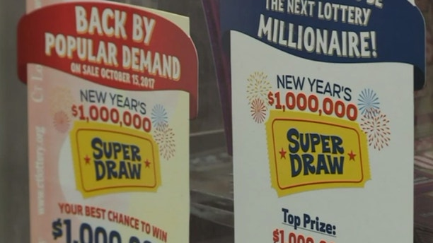 CT Lottery Reports 100000 Tickets Not Included In New Years Day Drawing