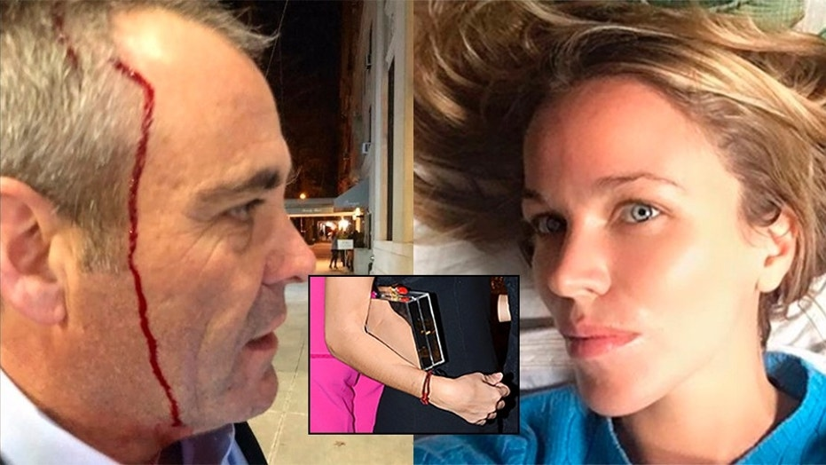 Socialite Jacqueline Kent Cooke Uses Designer Purse As Assault Weapon