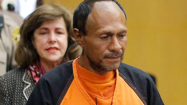 Steinle Shooter Sentenced To Time Served For Gun Charge