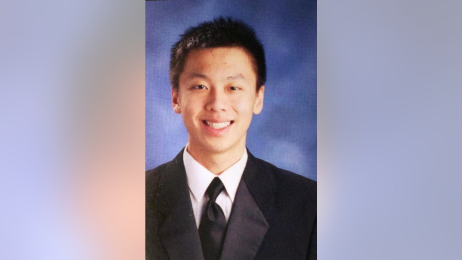 "Chun ""Michael"" Deng died in 2013 as a pledge during a hazing ritual at a rented house in the Poconos."