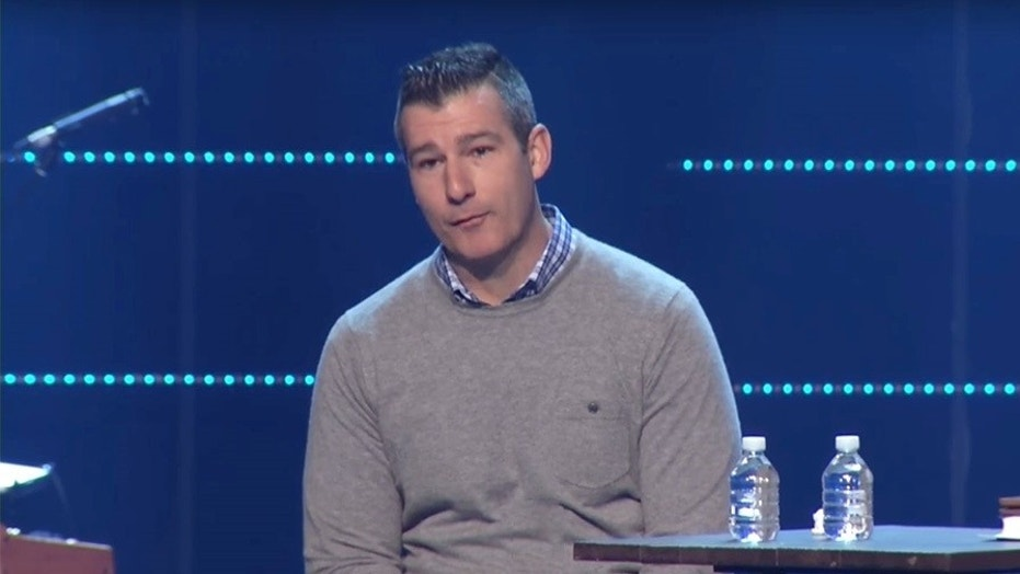 "Andy Savage, a Memphis pastor, received a standing ovation after he admitted to a ""sexual incident"" with a high school girl some 20 years ago."