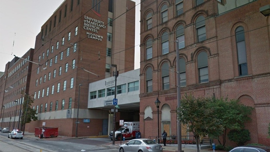 Baltimore bystander catches hospital staff dumping patient on the street