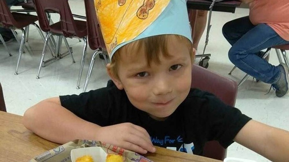 Ryland Ward, 6, the last victim hospitalized after the Sutherland Springs, Texas, church shooting in November, was finally able to go home on Thursday.