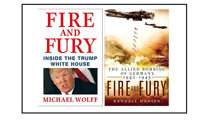 'Fire and Fury' a surprise bestseller (the World War II