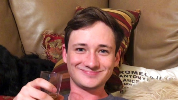 Orange County Sheriff's Department shows Blaze Bernstein 19 as they seek the public's help in finding him. The OCSD says Bernstein was last seen around 11 p.m. Tuesday Jan. 2 2018 while entering Borrego Pa