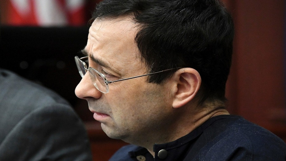 Gymnasts confront alleged abuser Larry Nassar in court