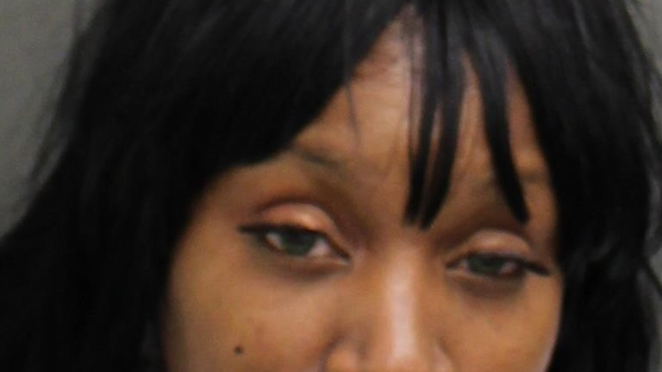 Luvasia McCreary was charged with DUI while accompanied by minors. (Orlando Police Department)