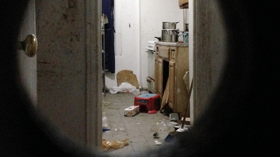 5-year-old found home alone in filthy, rat-infested Bronx apartment