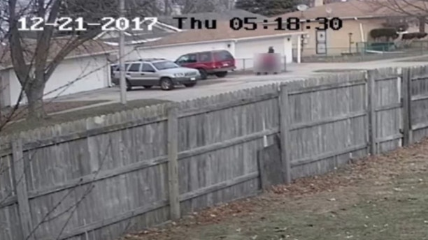 Chilling clip of girl's kidnapping off street released by Federal Bureau of Investigation
