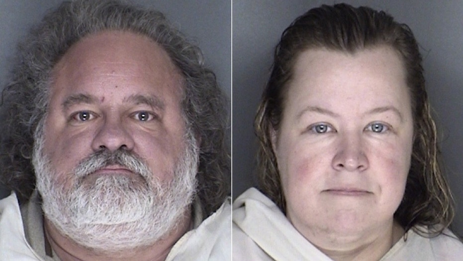 Woman says Ellis County couple shackled her, made her clean house