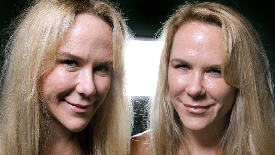Yoga twin on trial for sister's death
