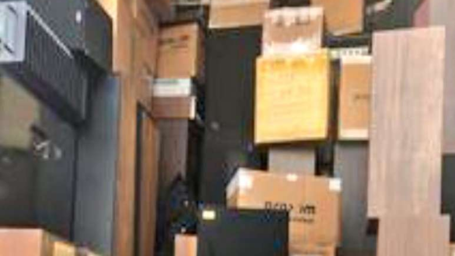 A surveillance operation led detectives to discover a semi-truck filled with $1 million worth of stolen electronic devices.