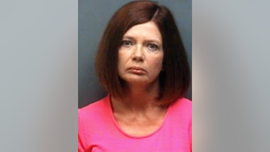 Kimberly Russell Hobson faces up to 32 years in prison when she is sentenced in May.