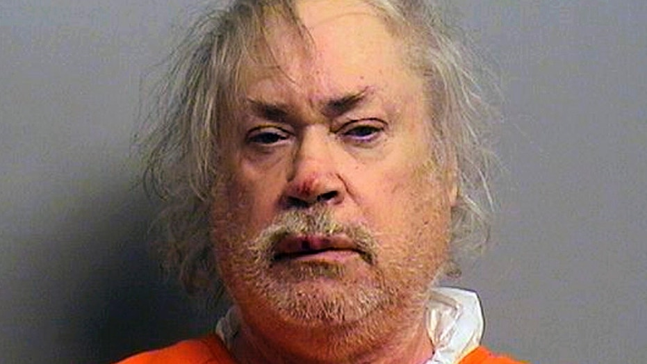 Stanley Majors was accused of shooting Khalid Jabara outside his Tulsa home in August 2016.