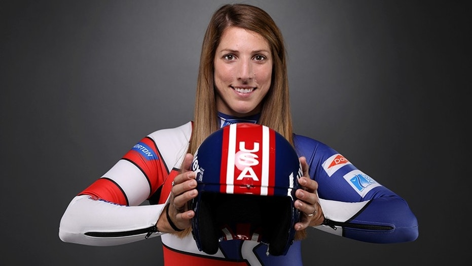 German becomes 1st woman to win three Olympic luge golds