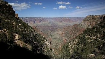 The Grand Canyon National Park in northern Arizona, April, 12, 2015. REUTERS/Jim Urquhart   - GF10000062217