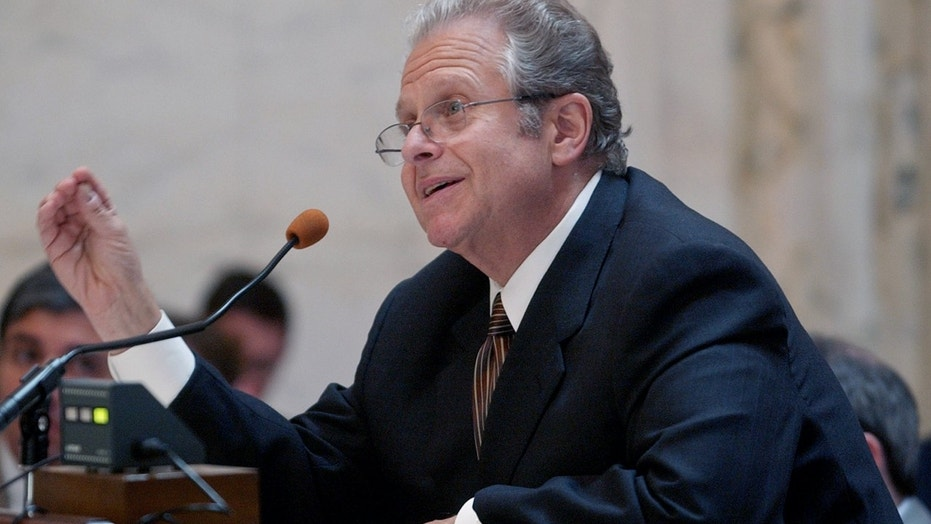 Laurence Tribe, pictured in 2003, has taught at Harvard Law School since 1968.