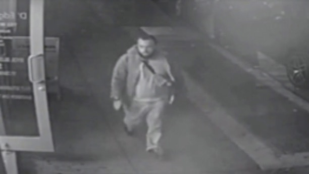 Ahmad Rahimi (Rahami), who is wanted for questioning in connection with an explosion in New York City, is seen in this image taken from video, released by the New Jersey State Police on September 19, 2016.  Courtesy New Jersey State Police/Handout via REUTERS    ATTENTION EDITORS - THIS IMAGE WAS PROVIDED BY A THIRD PARTY. FOR EDITORIAL USE ONLY - TM3EC9J0V1O01
