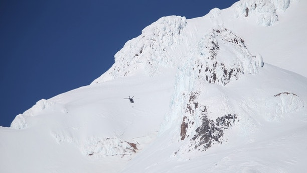 Climber Dies After Fall on Mt. Hood, Others Rescued