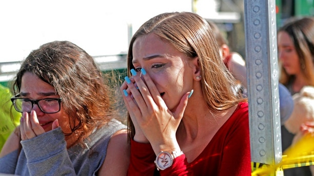Florida School Shooting: Official GoFundMe Set Up For Victims