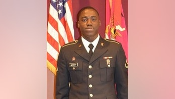 NewYork Army National Guard Pvt 1st Class Emmanuel Mensah who died during a fire in an apartment buiilding in the Bronx, New York City on Dec. 28, 2017. Mensah died while seeking to save other residents of his apartment building. Mensah is believed to have saved four people before he died in the fire, which killed 12 people. ( Photo courtesy New York Army National Guard Recruiting and Retention Battalion )