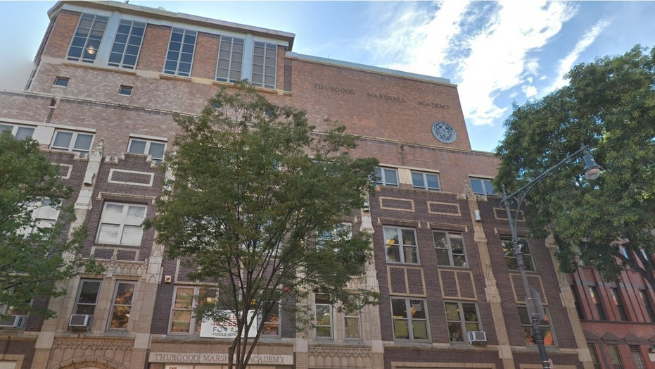 A teacher at Thurgood Marshall Academy in New York, New York has been arrested for allegedly possessing seven pounds of date rape drug.