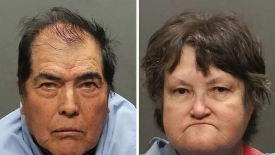 Couple Arrested For Holding Children Captive After Son Escapes From Bedroom Window