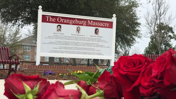 Orangeburg Memorial 1