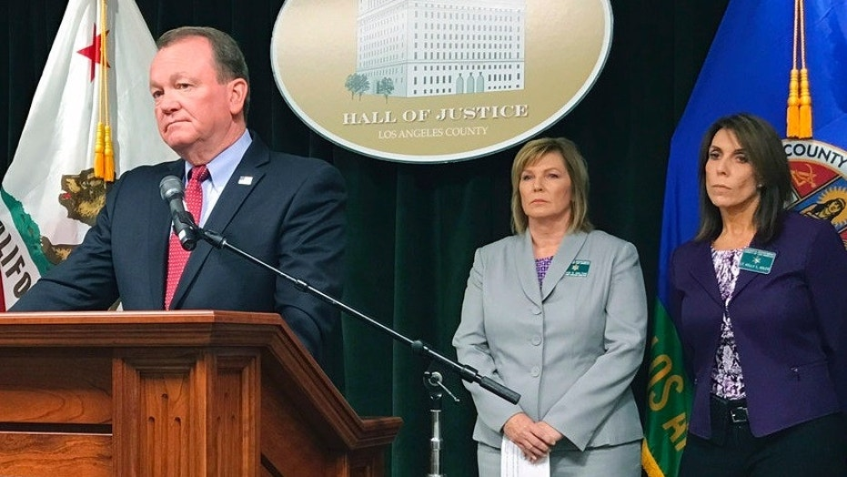 Los Angeles County Sheriff Jim McDonnell announced last year that a deputy had been arrested for allegedly sexually assaulting two female inmates. The deputy was charged Feb. 21.