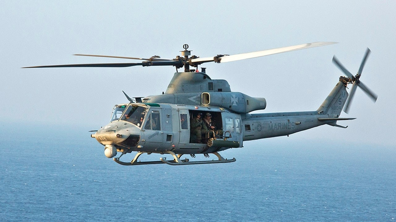 US sailor at Camp Pendleton dies after being struck by helicopter blade