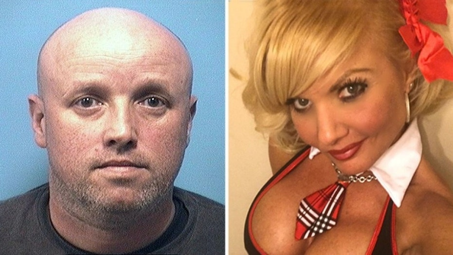 Alabama man William West, 44, has been arrested for allegedly using a bottle of Lucid Absinthe in the blunt-force slaying of his wife, Kat West, who led a provocative double life.