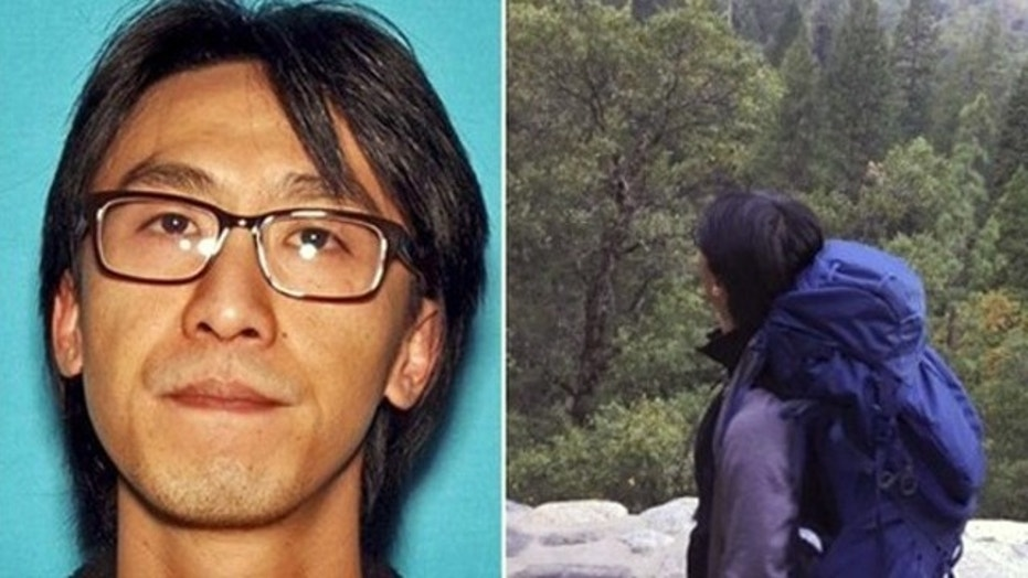 Alan Chow had not been seen since Feb. 17 when he was found by searchers Friday.