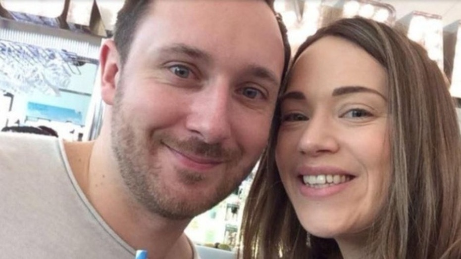 Ellie Udall, on the right, died Sunday after not waking up in the Grand Canyon after a helicopter accident earlier in the month, her husband Jonathan died on Thursday