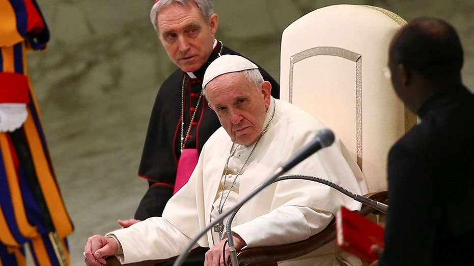 Pope Francis requested $25 million from U.S. Catholics to prop up an Italian hospital plagued by scandal.