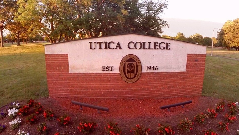"""Utica College was placed on lockdown after police received a """"real, credible threat."""""""