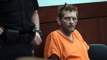 Adam Purinton of Olathe, Kan., appears in court Thursday, March 9, 2017, in Olathe, Kan.  Purinton, 51, is jailed in Johnson County, Kansas, on $2 million bond on murder and attempted murder charges in the Feb. 22 shooting at Austins Bar & Grill in Olathe. The shooting killed Srinivas Kuchibhotla and wounded his friend, Alok Madasani. The FBI is investigating the shooting as a hate crime. (Tammy Ljungblad /The Kansas City Star via AP, Pool)