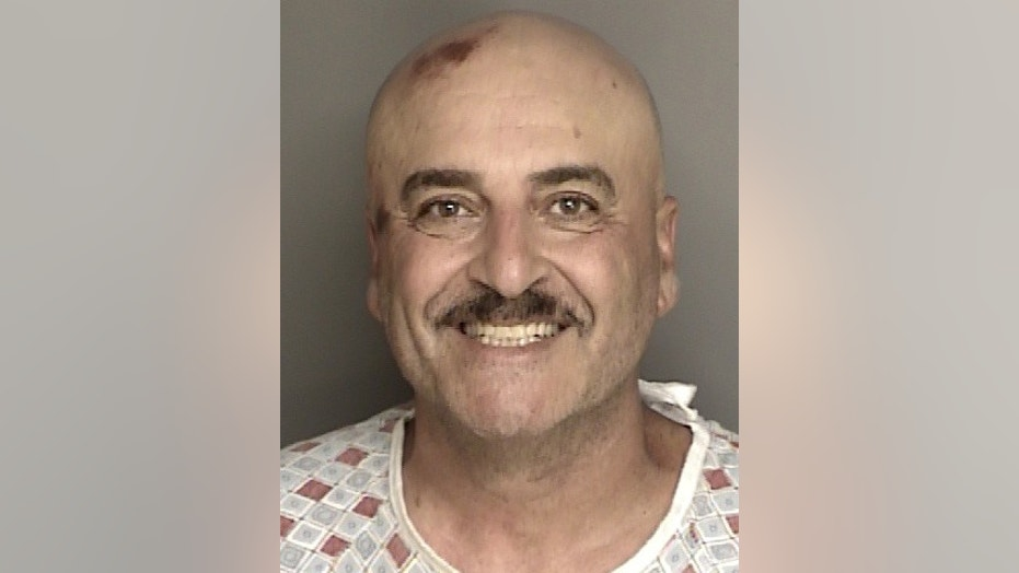 Sam Bahri, 53, faces several charges after an incident with law enforcement officers in Monterey County, California.