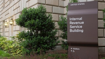 The IRS (Internal Revenue Service) headquarters building in Washington DC