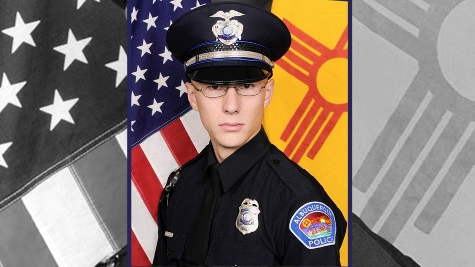 Jonathan McDonnell, an Albuquerque police officer, has filed a lawsuit against the mother of a six-year-old boy killed in a car crash.