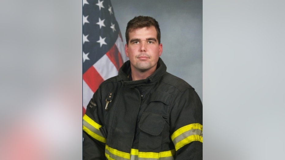 A search effort was underway for missing Nashville firefighter Jesse Reed, 32.