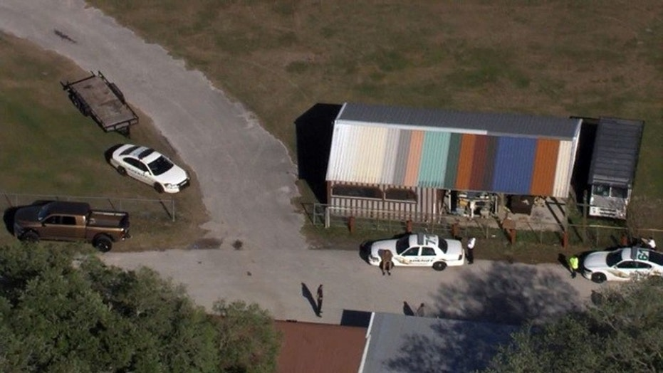 An active shooter situation was reported Monday afternoon at Bliss Enterprises of Plant City, Inc. Florida.