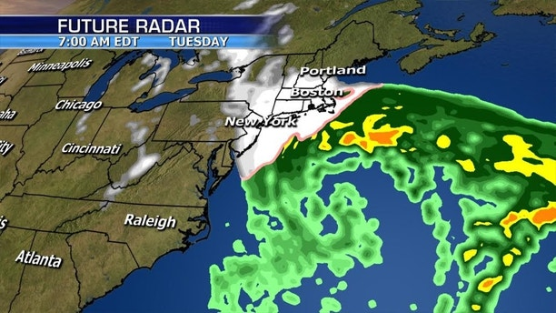 Weather Watch: Nor'easter means snow on the horizon for Tuesday